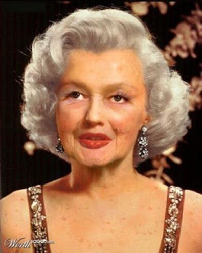 marilyn monroe old