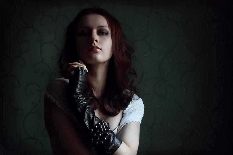 Mystical Gothic Girl, Gothic Girls