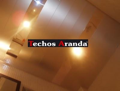 Oferta instaladores de techos de aluminio Madrid