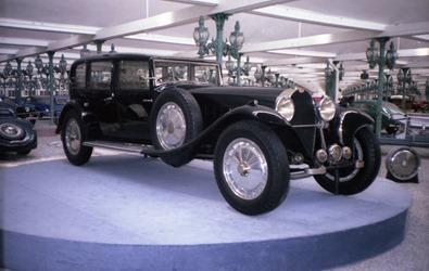 1984.06.18-048.25 Bugatti 41 Royale Limousine Parkward 1933