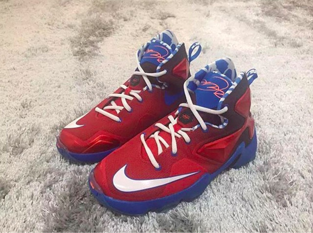 san francisco f5ab7 5ef4e Take a look at a few images below and be sure to keep it locked as details  unfold on the upcoming Nike LeBron 13 model.