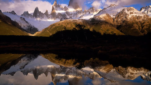 Fitz Roy Sunrise Reflection, Los Glaciares National Park, Patagonia, Argentina.jpg