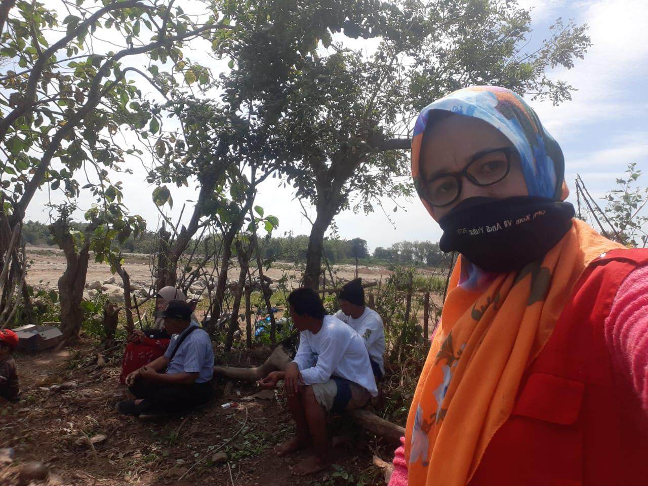 Pemuda Tani dan PPL Kab. Maros Kembangkan Cabe Organik Dengan Memanfaatkan Lahan Tidur