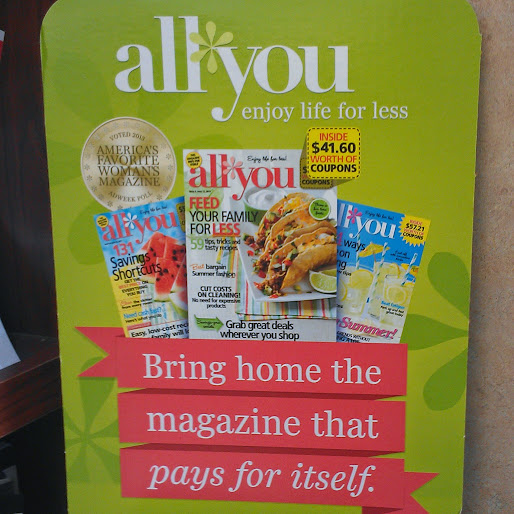 All You Magazine Pays for Itself #LifeForLess