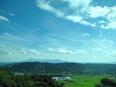 富山地方鉄道「富山東京線」 ・705 車窓 その4