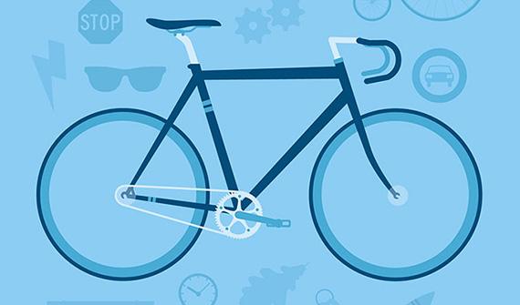 Me gusta la bicicleta (dame más bicicleta), en la Fundación Telefónica