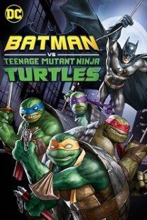 Batman vs Tartarugas Ninja 2019 Dublado