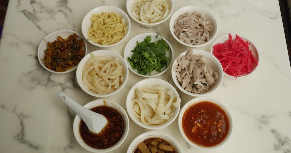 Six Bowls of Noodles in Taiyuan - Isidor's Fugue