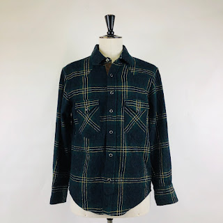 The Awakening Plaid Shirt