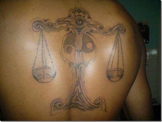 top 15 balance des conceptions de tatouage - idées et photos de