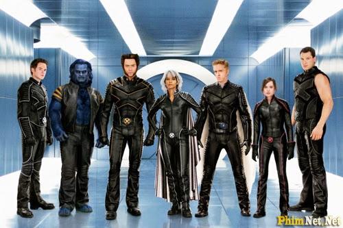 Dị Nhân 3 - Phán Quyết Cuối Cùng - X Men 3: The Last Stand - Image 1