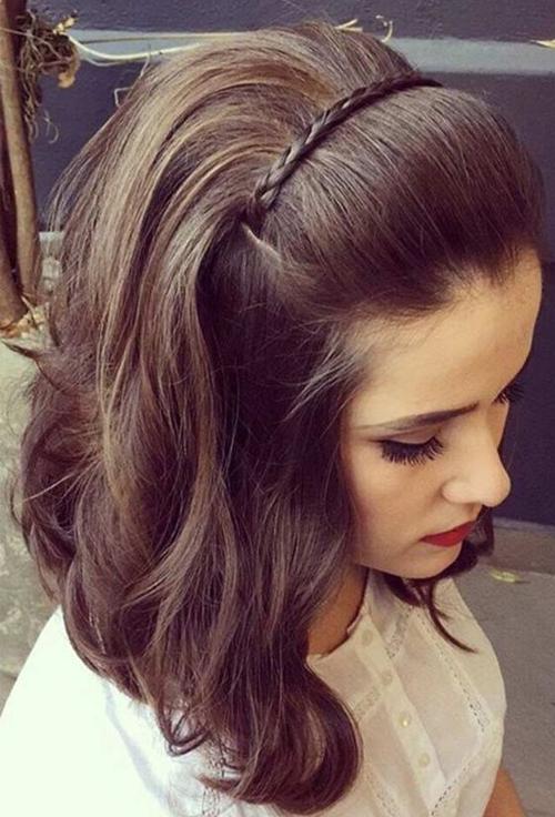 Hairstyles For Medium Hair Womens 2018 5