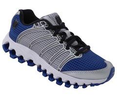 Kids (Boys and Girls K Swiss Tube Run 100 Jr. Running Shoes