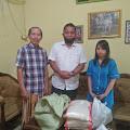 Ini Respon Anggota DRPD OKU Kepada Keluarga Korban Tabrak Pembatas Jl.Ahmad Yani !