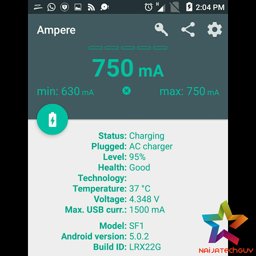 How To Know If Your Android Smartphone Is Charging Fast Or Slowly 27