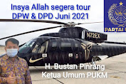 Ketum PUKM Bustan Pinrang Ucapkan Selamat Ke Ida Nasution Yang Sukses Konsolidasi DPW-DPD Se-Indonesia