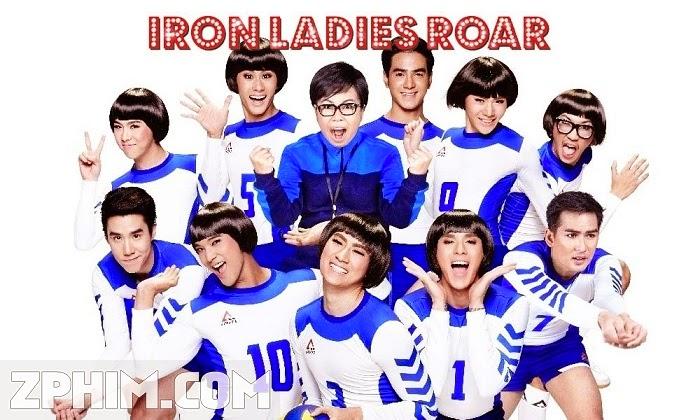 Ảnh trong phim Không Phải Bóng Thường Đâu - Iron Ladies Roar! 1