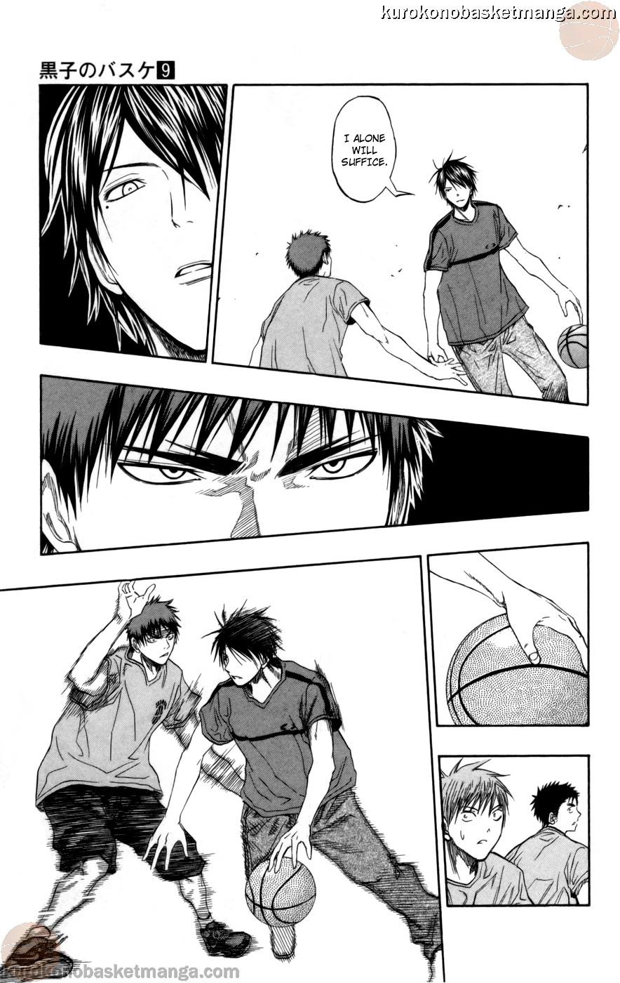 Kuroko no Basket Manga Chapter 79 - Image 05
