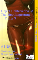 Cherish Desire: Very Dirty Stories #138, Max, erotica