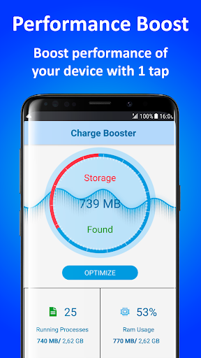 System Optimizer: CPU, Battery, RAM & Storage care 1.40 9