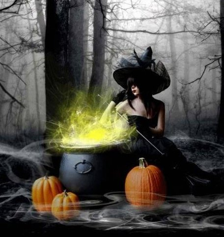 Wiccan Ritual, Mystery