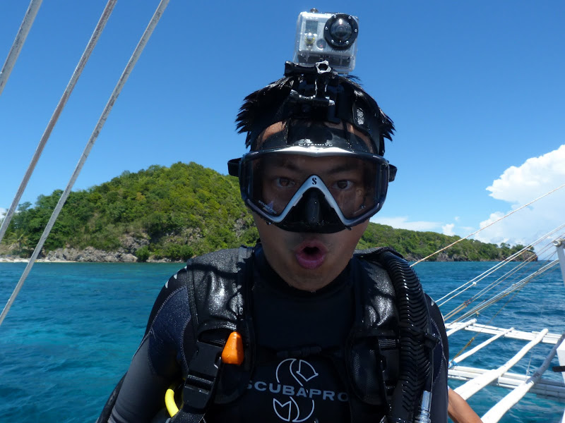 Mon copain Kai, APO island