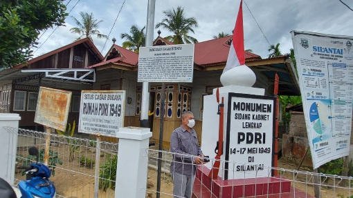 Tim Survei HBN 2021 Tinjau Lokasi Sejarah PDRI