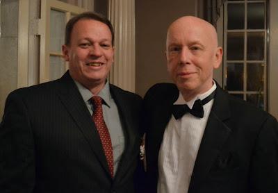 Greg and David