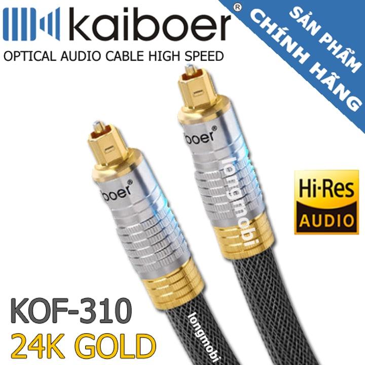 cap optical audio kaiber