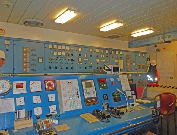 GBA Maschinenraum