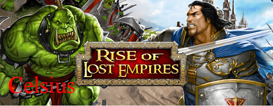 [Game Java] Rise Of Lost Empire Game chiến thuật By Gameloft