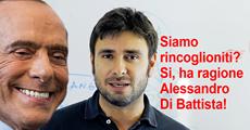 Alessandro Di Battista Silvio