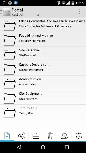 SiteDocs Portal