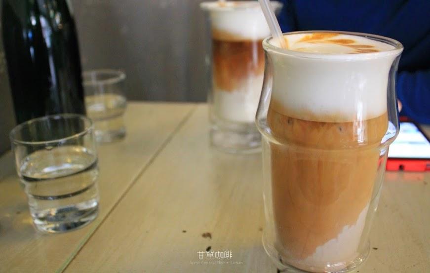 台南中西區咖啡館推薦,甘單咖啡-7