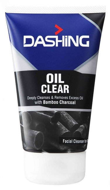 pencuci muka dashing_oil clear