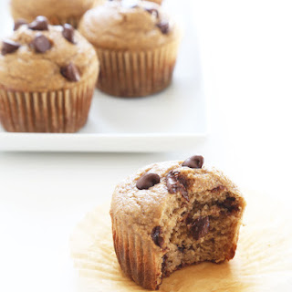 Healthy Gluten Free Banana Breakfast Muffins
