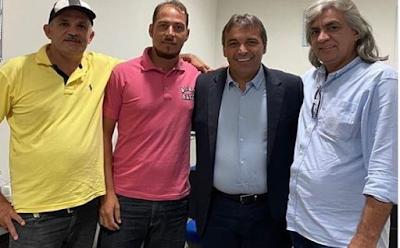 Presidente da Câmara Municipal de Amparo confirma que ex-vereador Luciano Gôrdo será seu assessor