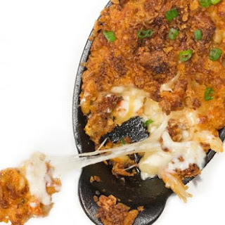 Crawfish Macaroni and Cheese