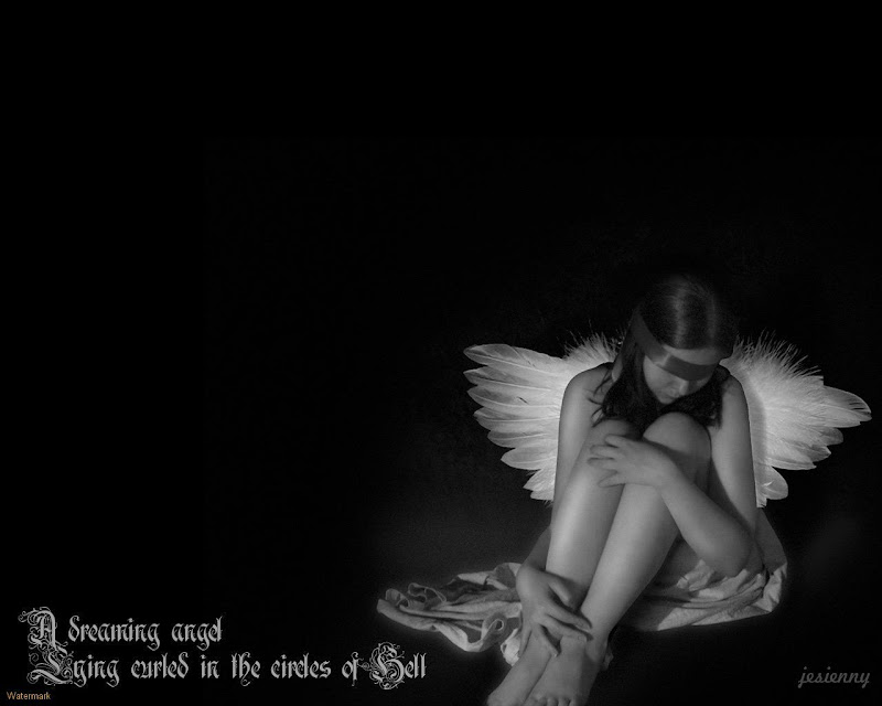 Gothic Angel Crying, Angels 1