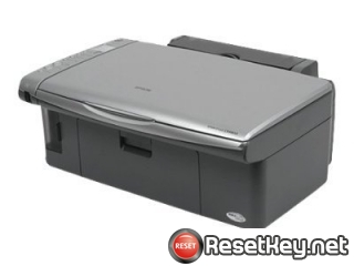 Reset Epson CX4800 printer Waste Ink Pads Counter