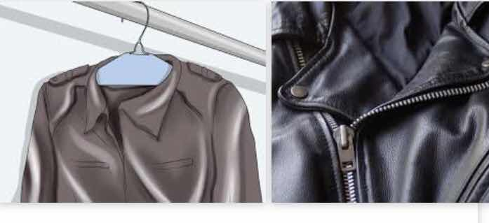 How to wash a leather jacket?