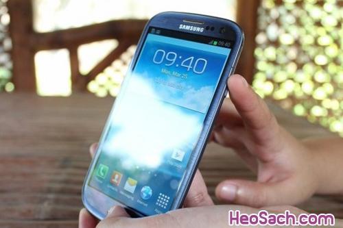 Hình 2 - Hướng dẫn cách chụp màn hình Samsung đơn giản