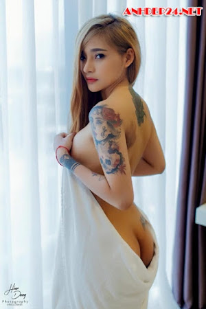 Bộ ảnh nude tuyệt đẹp của dj Tú Nini