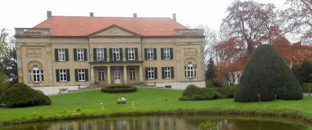 Schloss Harkotten-Korff, Füchtorf, Münsterland