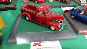 1:24 1929 Ford Roadster custom truck