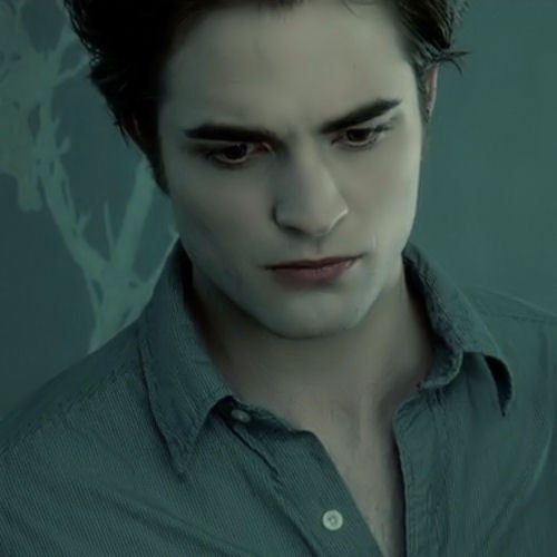 Sad Edward Cullen