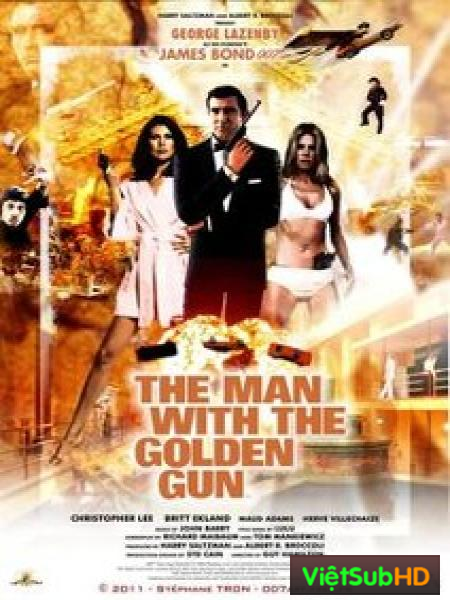 007: Sát Thủ Với Khẩu Súng Vàng