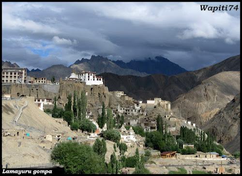 Entre monastères et lacs au Petit Tibet Indien - Page 2 8.Lamayuru