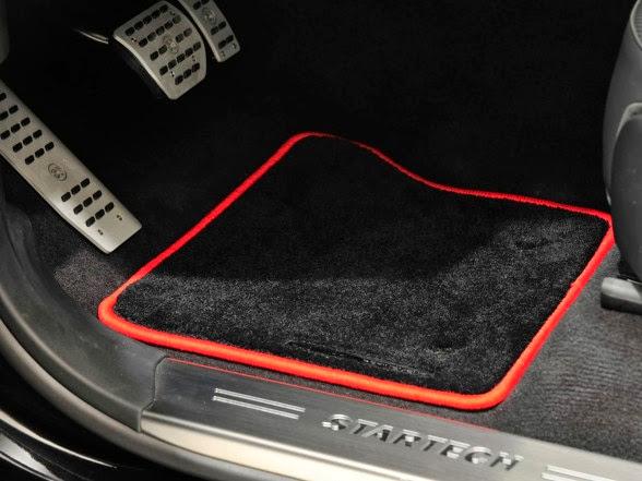 2014 Startech Range Rover Sport - Pedals