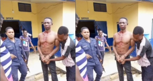 Man stabs friend to death after dreaming that he was sleeping with his wife (video)